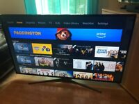 Samsung 55 inch Ultra HD certified HDR Smart TV