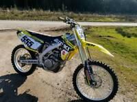 Suzuki rmz450