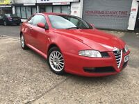 Alfa Romeo GT JTDM 2006 1.9 Diesel Coupe Salvage Damage