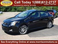 2010 Nissan Sentra SE-R ($115 bi weekly tax in. oac)
