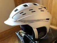 Smith Variant Brim ski helmet size medium ( 55- 59 cm) used