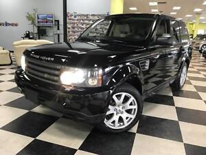 2007 Land Rover Range Rover Sport HSE 100% APPROVAL GUARANTEE...