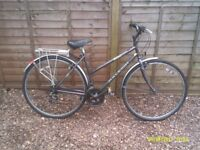 RALEIGH LIGHTWEIGHT PIONEER HYBRID ONE OF MANY QUALITY BICYCLES FOR SALE