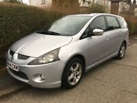 ++BREAKING ONLY++ MITSUBISHI GRANDIS 2.4 PETROL AUTOMATIC SILVER LEATHER ALL P4RTS AVAILABLE AUTO