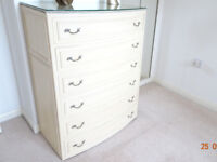 A genuine retro chest of drawers in excellent condition