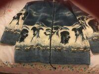 Fleece/jacket