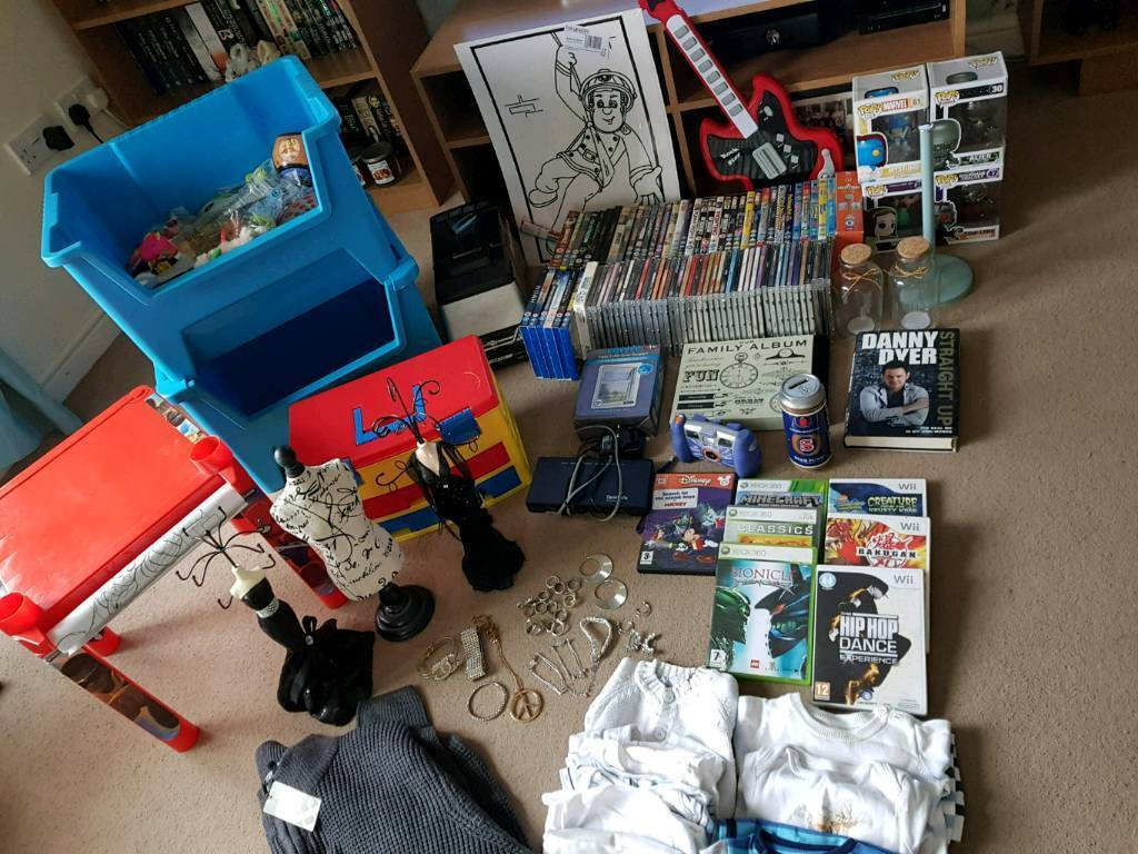 Car boot bundle