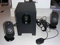 LOGITECH Speaker system for Computer