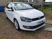 VW POLO SEL 1.6TDI (90BHP) 3DR.. 10 PLATE