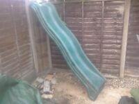 Out door slide