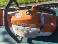Stihl saw TS400 spares or repair