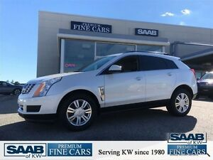 2013 Cadillac SRX ACCIDENT FREE LUXURY COLLECTION MEMORY LEATHER