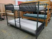 Ikea bunk beds available with mattresses