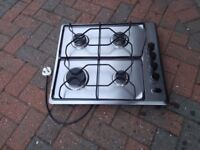 Ikea Stainless Steel Gas Hob £10