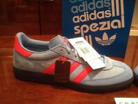 Adidas GT Manchester Spezial - UK 10.5 + Free Poster from Adidas UK - Available Immediately