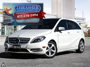 2014 Mercedes-Benz B-Class Sports Tourer, Leather, Sunroof, and