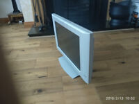 TV and DVD player recorder and Wall bracket