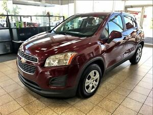 2015 Chevrolet Trax LS  BLUETOOTH GROUPE ELECTRIQUE