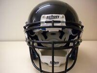 American Football Helmet / Schutt Pro Plus / Size XL / Black / Initial season 2013 / Hardly Used