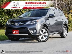 2013 Toyota RAV4 XLE 4WD $99 wkly Zero Down!