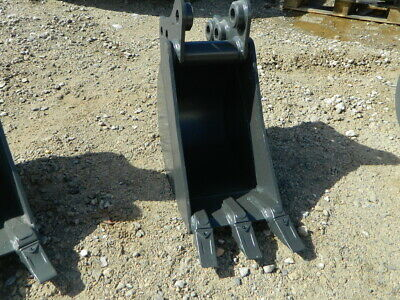 Pin On 12 Excavator Bucket With 3 Teeth Fits Kubota Kx040