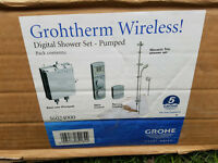 Grohe Gtherm Wireless! Shwr Set Pump 36024 000