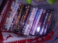 Job lot of dvds all in good working condition would make good stocking fillers,collection only