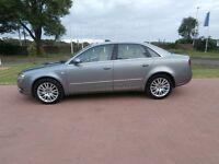 2007 AUDI A4 2.0 TDI SE - 6 SPEED - 50+ MPG - GREAT CAR TO DRIVE !! - BARGAIN !!