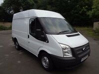 2013 13 REG FORD TRANSIT T260 TOP SPEC 6 SPEED - IVECO MERCEDES SPRINTER