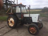 Belarus mtz 550 4x4 tractor .