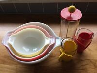 Assorted Items of Vintage Pyrex