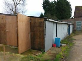 Storage Barn or Inside Parking etc 600 sq ft (45x13ft) Light and Power & Others Available