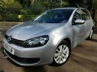 Top Spec. Volkswagen Golf Match 1.6 TDI, diesel, genuine milage , Sat nav, not Astra Focus Leon