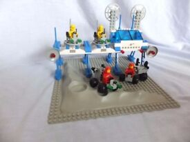 LEGO 6930 - Vintage Space Supply Station