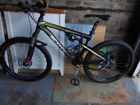 Scott Spark Full carbon Mountain Bike