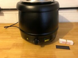 10 Ltr Buffalo Soup Kettle