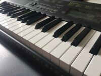 Casio CTK-2200AD 61 Key Piano Style Keyboard with AC Adapter - Hardly used - Very good condition