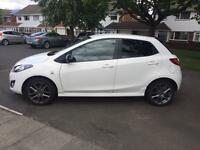 Mazda 2 colour sport edition