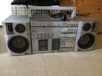 Vintage 1980 jvc stereo