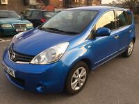 Nissan Note 1.5 diesel 61 plate, £20 a year road tax,Bargain