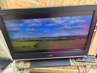 Sony Bravia 32 inch with remote LCD TV