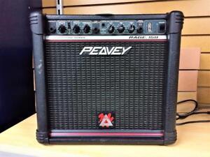 Amplificateur de guitare 15W PEAVEY Rage 158 ***Excellente Condition***  #P027484