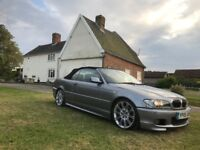 BMW 330cd Convertible *SUMMERS HERE*