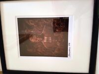 Howson Signed and Framed Print. Rare and Stunning.