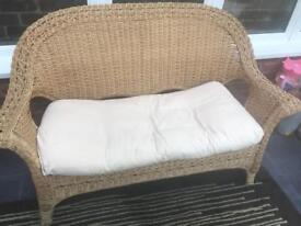 Rattan / wicker set