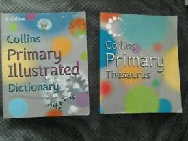 Collins Primary Dictionary & Thesaurus