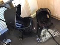 Joie Juva travel system Pram Pushchair