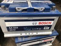 Bosch Ford Transit Batteries S4 010