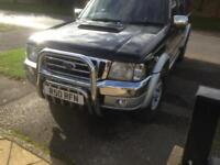 Ford ranger xlt double cab pickup