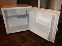 Mini fridge +small freezer compartment